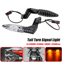 2pcs Long style Rear LED Turn Signal Indicator Light For BMW C F S1000RR R1200GS