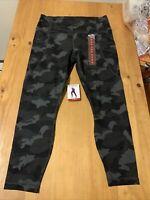 Active Life Women's Printed 7/8 Pocket Legging Size XL $89 Retail