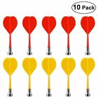 Magnetic Darts Replacement Durable Safe Darts Plastic Wing Darts Target Games