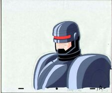 Robocop Original Animation Cel Painted Production Art Animated Drawing Cell