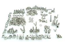 Hyper set yamaha aerox tornillos MBK nitro acero inoxidable vario clips de plata 199 piezas