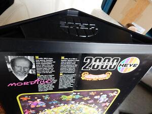 Puzzle, HEYE, Mordillo, 2000 Teile