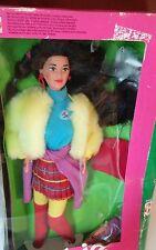 NEW NRFB Barbie United Colors of Benetton KIRA doll 1990 NIB Mattel  # 9409