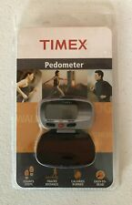 Timex Digital Pedometer Step Distance and Calorie Black/Grey/Red T5E011