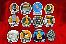 Reverb Set of 12 Sticker Set<<>>L@@K