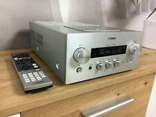YAMAHA R-840 - Stereo Receiver Verstärker mit Fernbedienung & BDA, wie neu! TOP!