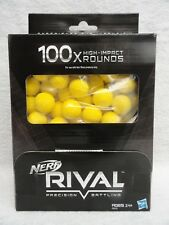 Genuine Nerf Rival Precision Battling High Impact 100-Round Refill New Sealed