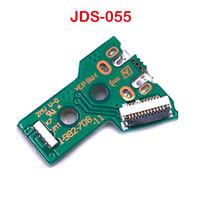 Neu JDS-055 USB Platine Strom Lade Buchse 12 PIN für Playstation Controller PS4