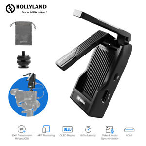 HOLLYLAND Mars X Wireless 1080P HDMI Image Video Transmitter 300ft For Camera