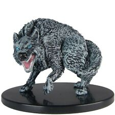 D&D miniatures 1x x1 Winter Wolf Storm King's Thunder NM