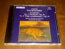 Charles Tournemire: Symphonies No. 2 And 4 (CD)
