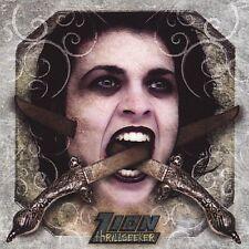 ZION - THRILLSEEKER (*NEW-CD, 2007, Retroactive) X-sinner Christian Metal