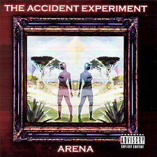 Audio CD Arena - Accident Experiment - Free Shipping
