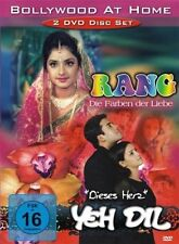 RANG, Die Farben der Liebe + YEH DIL, Dieses Herz (2 DVDs) NEU+OVP