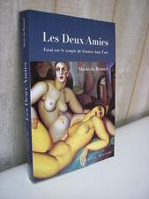 M.J. Bonnet : Les deux amies, Essai sur le couple de femmes dans l'art 2000