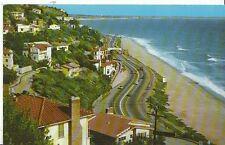 America Postcard - Pacific Palisades - Near Santa Monica - California  U1305