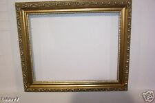 15x18 Ornate Antique Gold Scrolled Picture Frames