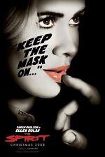 THE SPIRIT ~ KEEP THE MASK ON 24x36 MOVIE POSTER Frank Miller Sarah Paulson