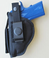 "Gun Holster Hip Belt for SPRINGFIELD XDs 45 Auto Pistol with 3.3"" Barrel"