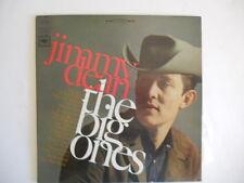 Jimmy Dean / The Big Ones / Columbia CS 9338 / 1966