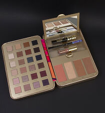 Tarte Works of Tarte - Pretty Paintbox Collector's Makeup Case Palette *NEW*