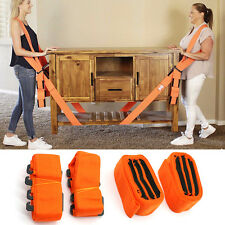 UK Lifting Moving Shoulder Straps Lift Tool Kit for Carrying Heavy Furniture Set