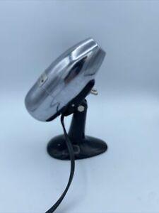 Vintage OSTER AIRJET Chrome Hair Dryer Model 202