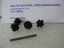 LILIPUT # 41001-02 4 Zahnradsatz Zahnräder /Ritzel für Radsatz Getriebe NEU