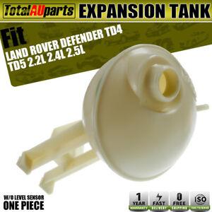 Coolant Expansion Reservoir Tank for Land Rover Defender TD4 TD5 2.2L 2.4L 2.5L