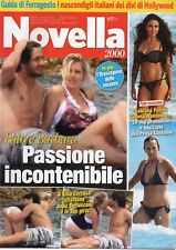 Novella 2011 33.BARBARA BERLUSCONI-PATO,ANNE HATHAWAY,GIANNA NANNINI,F.FERILLI