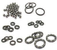 Bicycle Bearings Caged Race or Loose Pack for Wheel / Headset / Bottom Bracket