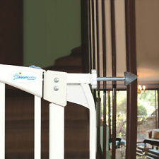 NEW DREAMBABY BANISTER MOUNT 'Y' spindle with curved edges pressure mount gates
