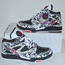 d4eb6856d90 New Reebok The Pump Omni Lite Rolland Berry Anthracite White Red Grey Affili