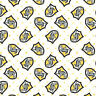 Hufflepuff House Pride - Harry Potter Cotton Fabric Material