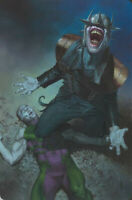YEAR OF VILLAIN HELL ARISEN #4 FEDERICI VARIANT 3/18/20 FREE SHIPPING AVAILABLE