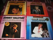 disques 33 tours Johnny Hallyday