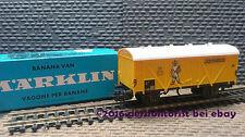 Märklin Modellbahnen der Spur H0 mit Used Look Güterwagen für
