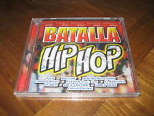 Batalla Hip Hop CD - KILO DYABLO Chingo Bling Dos Michoacanos Cruz Control