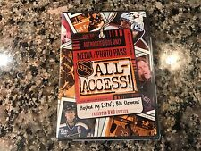 NHL All Access New Sealed DVD! 2003 Hockey!Miracle Airborne Home School Hockey