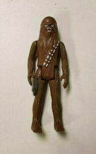 Vintage Star Wars 1977 Kenner Chewbacca Hong Kong Action Figure