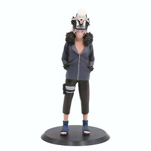 Kiba Inuzuka figurine model toy Naruto Shippuden action figure PVC Doll 22 cm