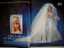 Sammler/Collector Barbie  Millennium Bride 2000 Limited Edition  NRFB REDUZIERT