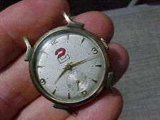 ORIGINAL KOREAN WAR 1953 2ND ARMY RIFLE TEAM CHAMPIONS ENGRAVED WRISTWATCH