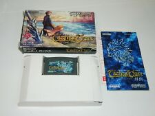 Tactics Ogre: The Knight of Lodis (Game Boy Advance GBA) Japan COMPLETE CIB