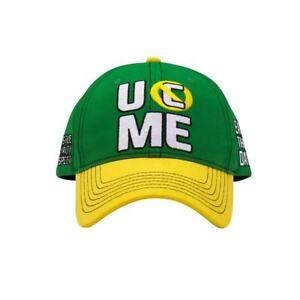 "WWE John Cena ""Earn The Day"" Baseball Hat *NEU* Cap Kappe Mütze"