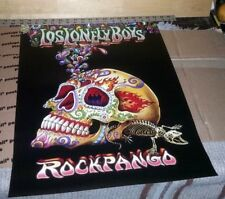 "Los Lonely Boys 24""x18"" RockPango Poster"