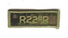 Obsolete Modern Canadian Army CADPAT R22eR Title