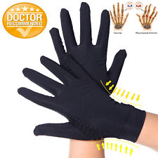 Copper Infused Arthritis Gloves Compression Support Hands Pain Relief Unisex US