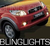 White LED Halo Fog Lamps Driving Light Kit for 1997-2012 DAIHATSU TERIOS