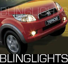 White LED Halo Fog Lamps Driving Light Kit for 1997-2012 DAIHATSU TERIOS